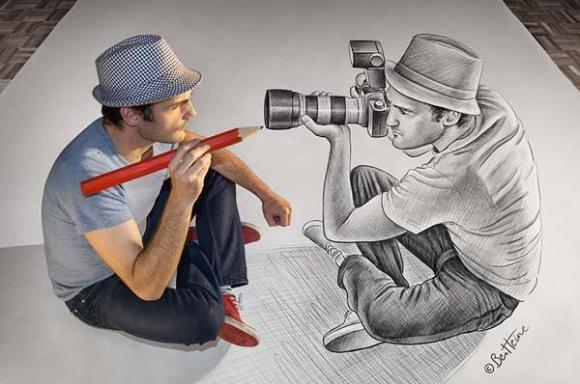 Ben Heine pencil_vs_camera_pencil_drawings_by_ben_heine_1