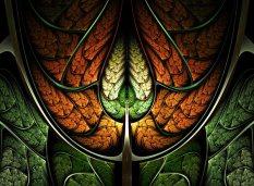 f art Eli Vokounova elven_forest