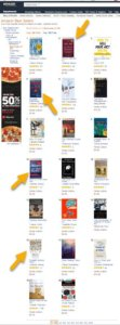 Barney Davey Four Books in Top 20