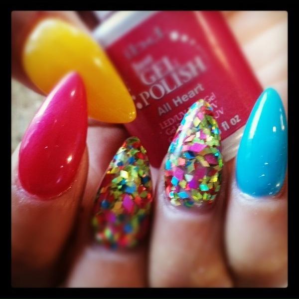 Acrylic Gel Nails