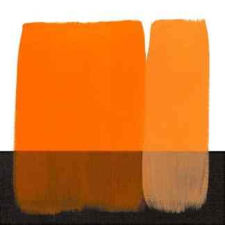 Акриловая краска Polycolor 20 мл 072 желто-оранжевый Maimeri Италия