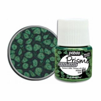 Краска лаковая Fantasy Prisme 029 Зеленый темный 45 мл Pebeo