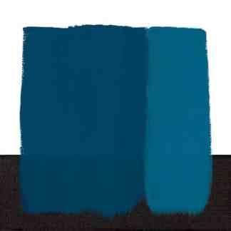 Масляная краска Classico 200 мл 370 кобальт синий светлый (имитация) Maimeri Италия