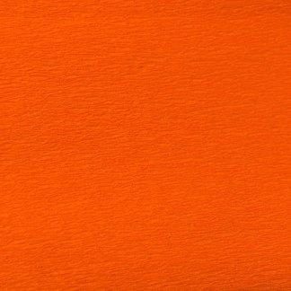 Бумага гофрированная 701534 Оранжевая 110% 26,4 г/м.кв. 50х200 см (Т)