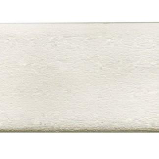 Бумага креповая белая 50х200 см 35 г/м.кв. «Трек» Украина
