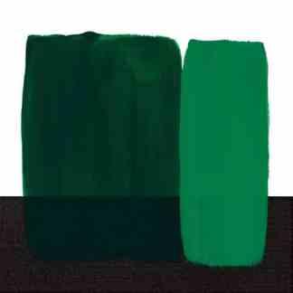 Акриловая краска Acrilico 1000 мл 321 зеленый ФЦ Maimeri Италия