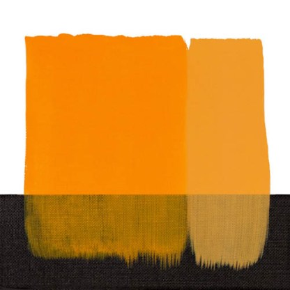 Масляная краска Classico 200 мл 114 желтый темный стойкий Maimeri Италия