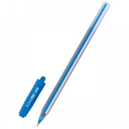 Ручка масляная Goldplus 570 синяя