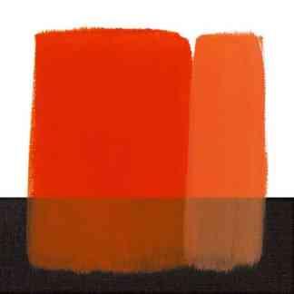 Акриловая краска Polycolor 140 мл 052 оранжевый яркий Maimeri Италия