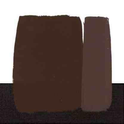 Акриловая краска Polycolor 140 мл 484 коричневый Ван Дик Maimeri Италия