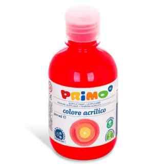 Акриловая краска 300 мл 310 кармин Primo Италия