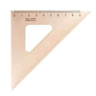 745399 Треугольник 45/113 дымчатый