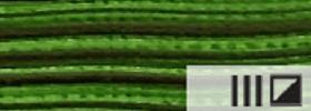 Акриловая краска 18 Зеленый сочный 100 мл Renesans Польша