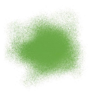 Акриловая аэрозольная краска 311 светло-зеленый 200 мл флакон с распылителем Idea Spray Maimeri Италия