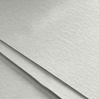 Бумага офортная для печати Unica 25 bianco 50х70 см 250 г/м.кв. 50% хлопок Fabriano Италия