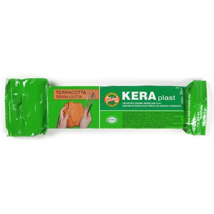 Пластилин Keraplast телесный 300 г Koh-i-Noor 131709