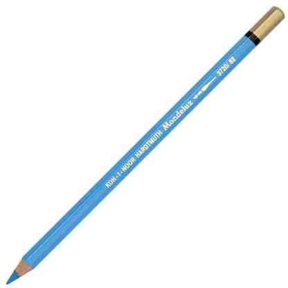 Карандаш акварельный Mondeluz 052 Azure blue Koh-i-Noor