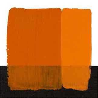 Масляная краска Mediterraneo 60 мл 057 оранжевый Тринакрии Maimeri Италия