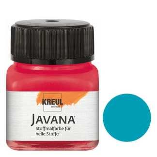 Краска по светлым тканям нерастекающаяся KR-90916 Бирюзовый 20 мл Sunny Javana C.KREUL