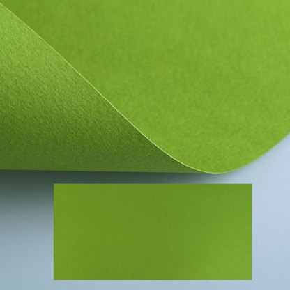 Бумага цветная для пастели Tiziano 43 pistacchio 50х65 см 160 г/м.кв. Fabriano Италия