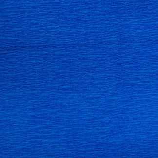 Бумага гофрированная 701539 Синяя 110% 26,4 г/м.кв. 50х200 см (Т)