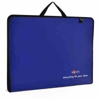 Папка-портфель для эскизов А2 (450х39х715 мм) Santi 491536