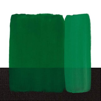 Акриловая краска Acrilico 200 мл 303 зеленый яркий Maimeri Италия