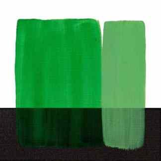 Акриловая краска Acrilico 200 мл 339 зеленый светлый стойкий Maimeri Италия
