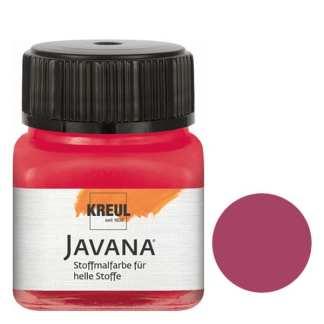Краска по светлым тканям нерастекающаяся KR-90917 Бордовый 20 мл Sunny Javana C.KREUL