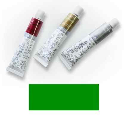 Акриловая краска Nail Art 12 мл 062 зеленая палевая Van Pure