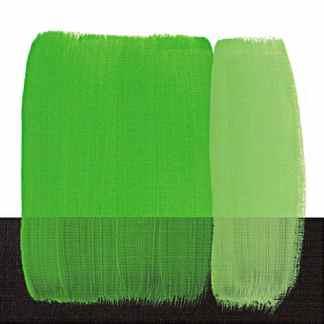 Акриловая краска Polycolor 500 мл 323 желто-зеленый Maimeri Италия