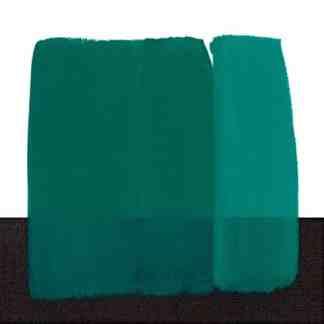 Акриловая краска Polycolor 500 мл 408 бирюзовый Maimeri Италия