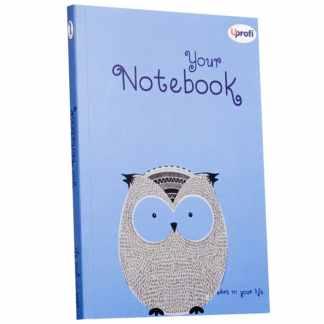 Блокнот «Artbook» blue А5 (14,8х21 см) 80 г/м.кв. 128 листов склейка Profiplan