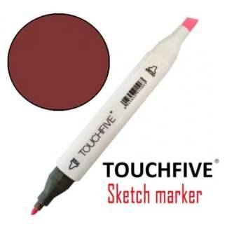 Маркер двусторонний 96 Mahogany TouchFive