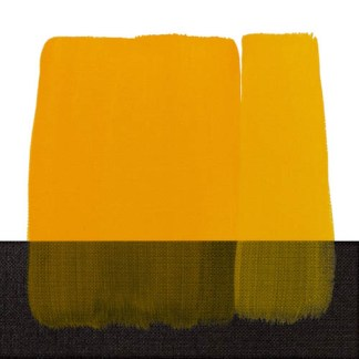 Акриловая краска Polycolor 500 мл 118 желтый темный Maimeri Италия
