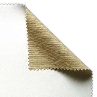 Холст грунтованный средняя зернистость хлопок универсальный грунт 10 м 210 см серый 335 г/м.кв. P.E.R. Belle Arti Италия