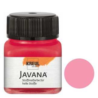 Краска по светлым тканям нерастекающаяся KR-90944 Розовый светлый 20 мл Sunny Javana C.KREUL