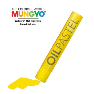Пастель масляная 502 Желтая Mungyo