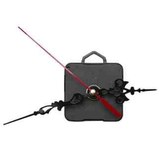 Часовой механизм с плоской маленькой стрелкой №9 (6,3/9,2/11,2 см)