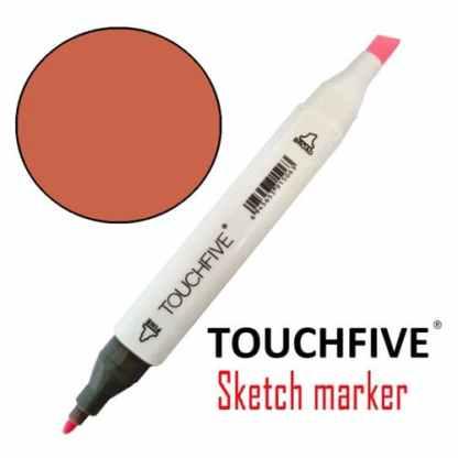 Маркер двусторонний 97 Rose Beige TouchFive