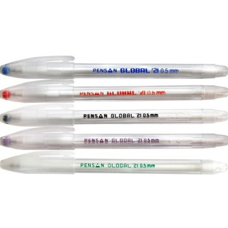 Ручка шариковая Global
