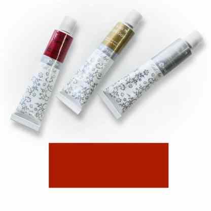 Акриловая краска Nail Art 12 мл 102 красная яркая Van Pure