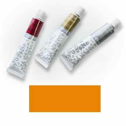 Акриловая краска Nail Art 12 мл 115 индийская желтая Van Pure
