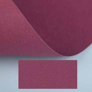 Бумага цветная для пастели Tiziano 23 amaranto 70х100 см 160 г/м.кв. Fabriano Италия