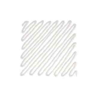 Рельеф для стекла 017 белила платиновые 20 мл туба с апликатором Idea Vetro Rilievo Maimeri Италия