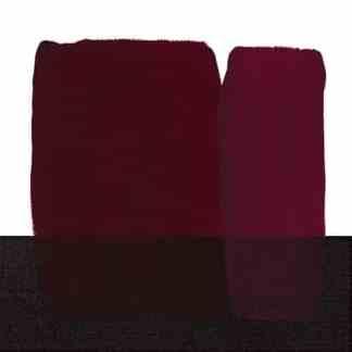 Акриловая краска Acrilico 75 мл 253 красный темный стойкий Maimeri Италия