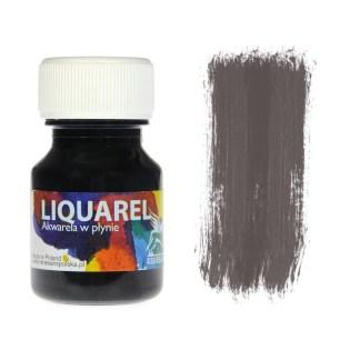 Акварельная краска жидкая Liquarel 171 Серый теплый 30 мл Renesans Польша