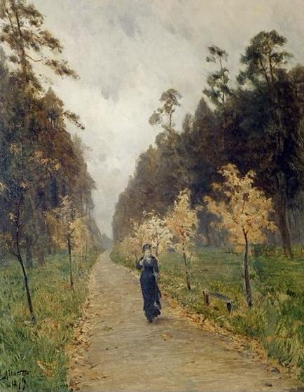 Levitan_Sokolniki_Autumn_1879