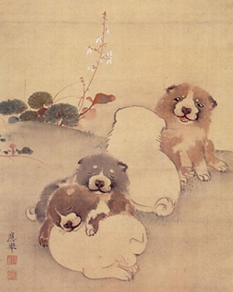 【犬百景】動物を描く画家たち~犬編~