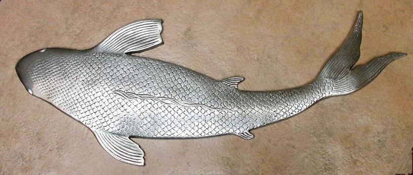 """12"""" Fish Tile -D. Weeks"""